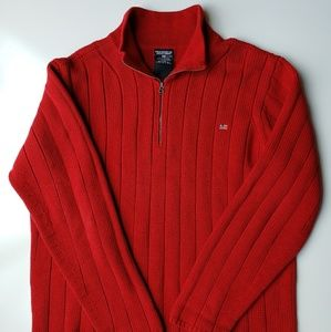 Polo Jean's Co. Ralph Lauren RED sweater XLG